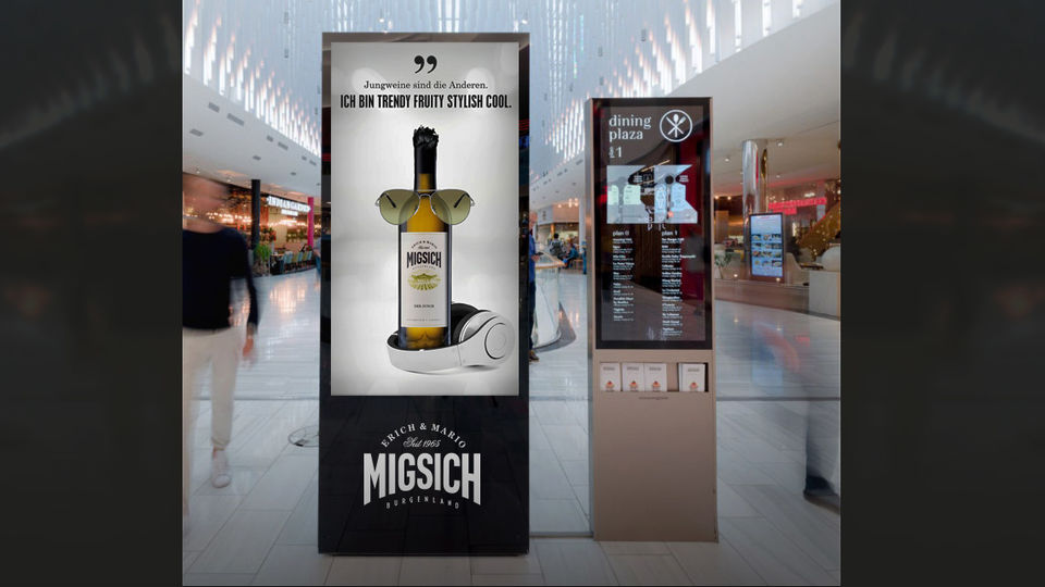 Werbeagentur Wien ideas4you: Weingut Migsich