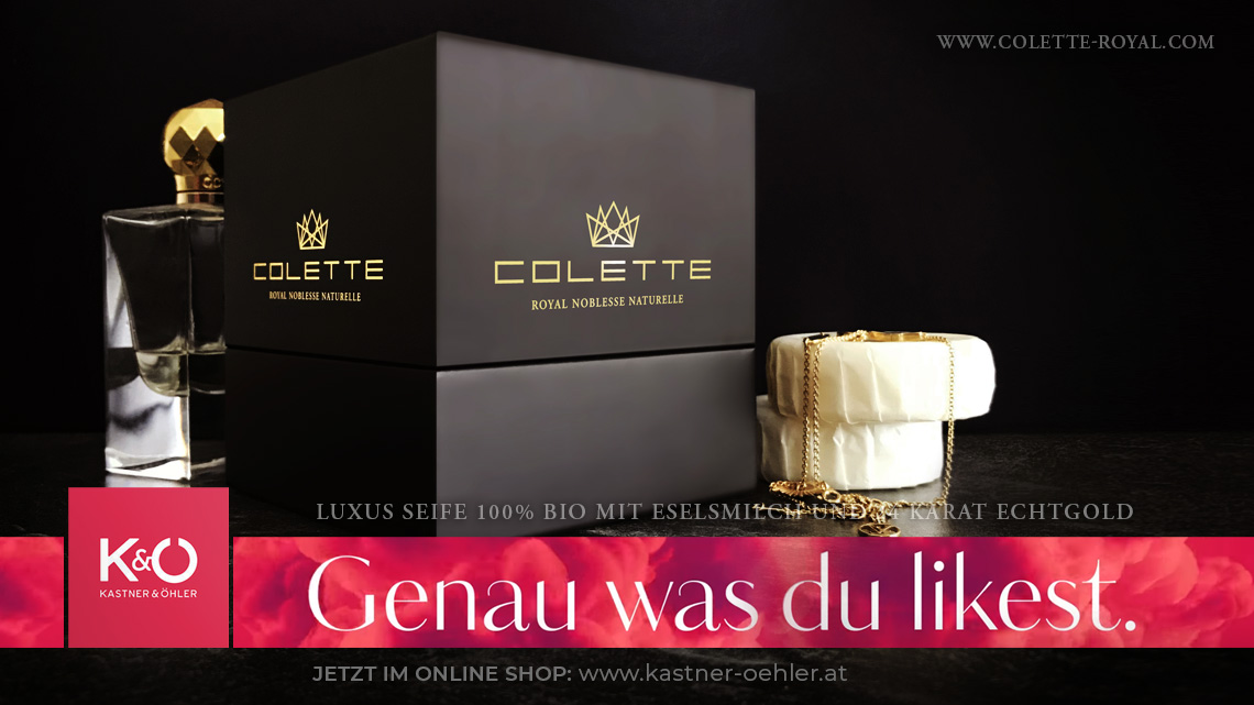 Werbeagentur Wien ideas4you: Colette Royal